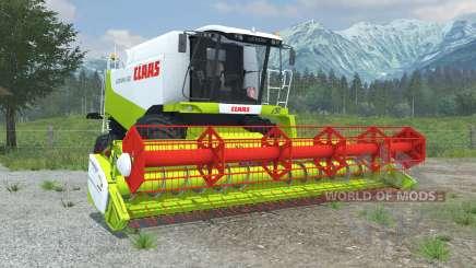 Claas Lexion 550 full lights для Farming Simulator 2013