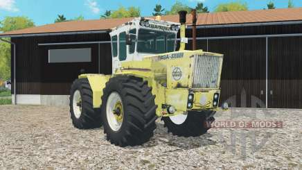 Raba-Steiger 250 with clean and dirty textures для Farming Simulator 2015
