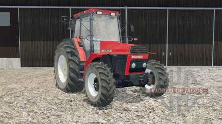 Ursus 934 deep carmine pink для Farming Simulator 2015