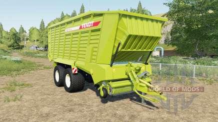 Fendt Tigo XR 75 D multifruit для Farming Simulator 2017