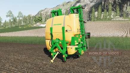 Amazone FT 1001 and UF 1801 для Farming Simulator 2017
