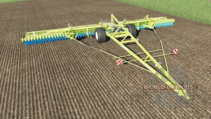 Lemken Gigant 12S-1600 Heliodor 9 multicolor для Farming Simulator 2017