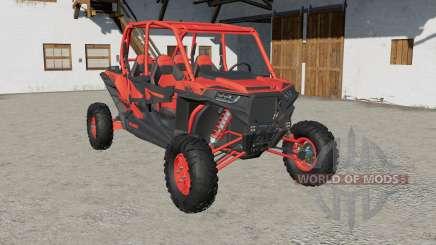 Polaris RZR XP 4 1000 Turbo для Farming Simulator 2017