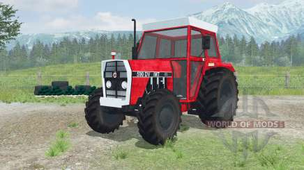 IMT 590 DV vivid red для Farming Simulator 2013