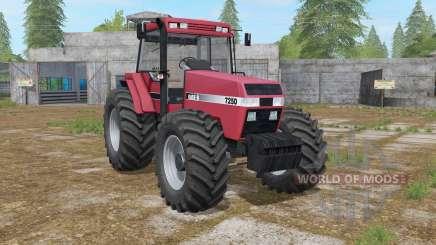 Case IH 7250 Magnum few wheel options для Farming Simulator 2017