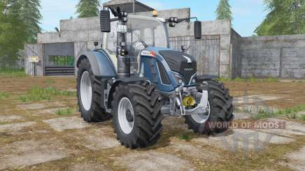 Fendt 500 Vario для Farming Simulator 2017
