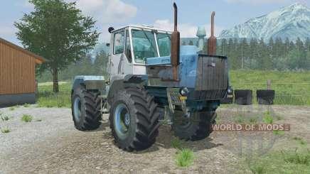 Т-150К динамическая выхлопная система для Farming Simulator 2013