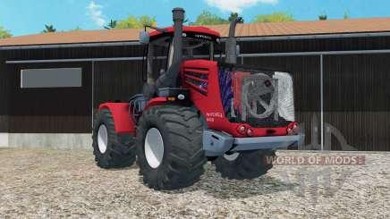Кировец К-9450 ярко-красный для Farming Simulator 2015