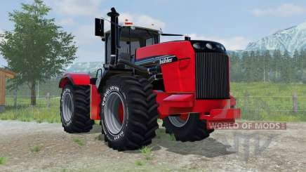 Buhler Versatile 535 animated steering wheel для Farming Simulator 2013