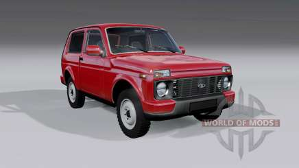 Lada 4x4 Urban (21214-57) 2014 для BeamNG Drive