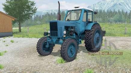 МТЗ-50 Беларусь анимация рабочих органов для Farming Simulator 2013
