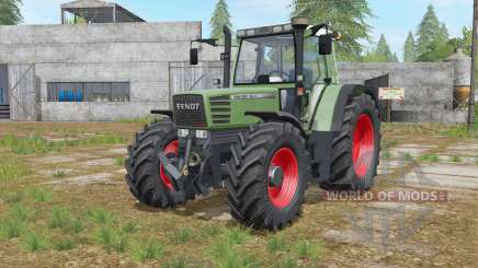 Fendt Favorit 500 C Turbomatik для Farming Simulator 2017