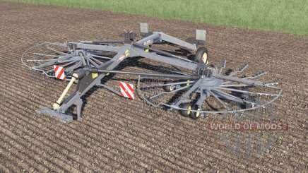 Kuhn GA 9531 multicolor для Farming Simulator 2017
