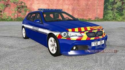 ETK 800-Series Gendarmerie v0.1.5 для BeamNG Drive