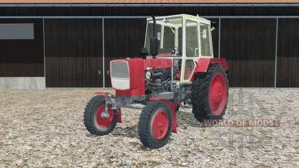 ЮМЗ-6КЛ в красном для Farming Simulator 2015