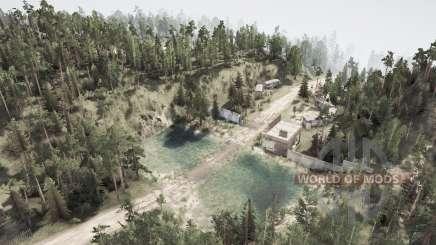 Село Широкоᶒ для MudRunner