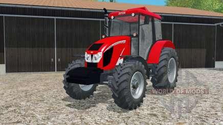 Zetor Forterra 140 HSX 2012 для Farming Simulator 2015