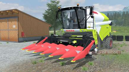 Claas Tucano 330 для Farming Simulator 2013