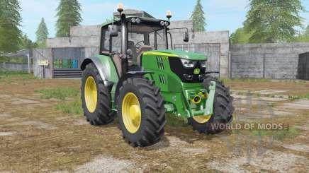 John Deere 6M-series full washable для Farming Simulator 2017