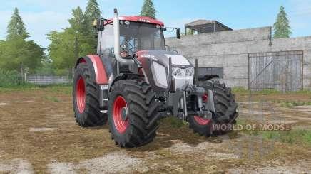 Zetor Forterra 135 16V konsola tura для Farming Simulator 2017