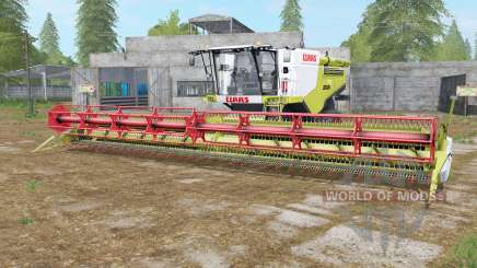 Claas Lexion 780 TerraTrac wattle для Farming Simulator 2017
