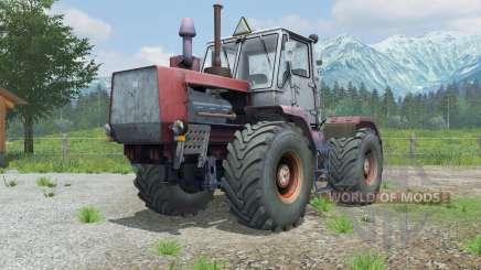 Т-150К More Realistic для Farming Simulator 2013