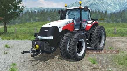Case IH Magnum 340 twin wheel для Farming Simulator 2013