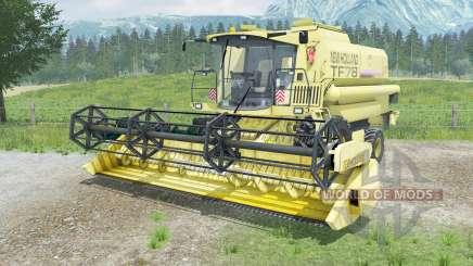 New Holland TF78 real sounds для Farming Simulator 2013