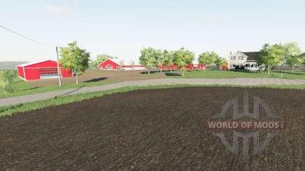 No Creek Farms для Farming Simulator 2017