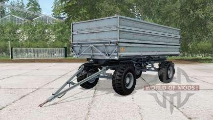 Fortschritt HW 80 with arable tires для Farming Simulator 2015