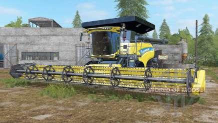 New Holland CR10.90 capacity increaseᶁ для Farming Simulator 2017