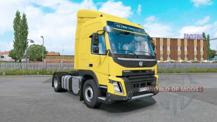 Volvo FM&FMX series для Euro Truck Simulator 2