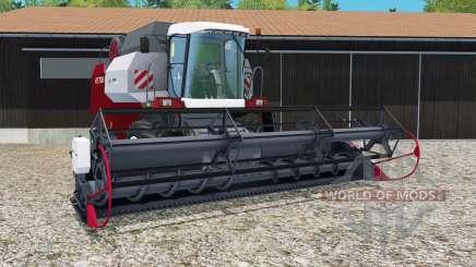 Vector 420 тёмно-красный для Farming Simulator 2015