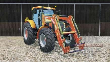 Ursus 15014 frontloader для Farming Simulator 2015