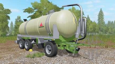 Annaburger HTS 24.27 added water для Farming Simulator 2017