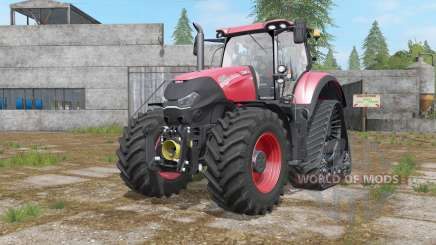 Case IH Optum CVX Rowtrac для Farming Simulator 2017