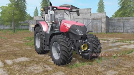 Case IH Optum CVX interactive control для Farming Simulator 2017