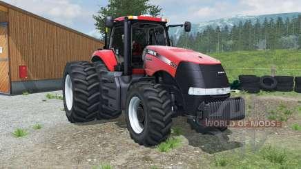 Case IH Magnum 340 dual rear wheels для Farming Simulator 2013