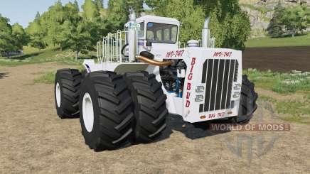 Big Bud 16V-747 high-speed для Farming Simulator 2017
