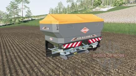 Kuhn Axis 40.2 M-EMC-W weed для Farming Simulator 2017
