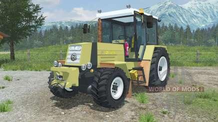 Fortschritt ZT 323-A halogen front and rear для Farming Simulator 2013