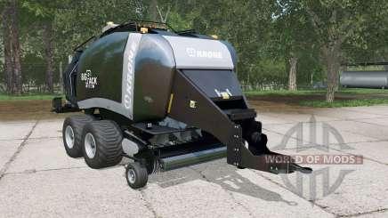 Krone BiG Pack 1290 HDP XC для Farming Simulator 2015