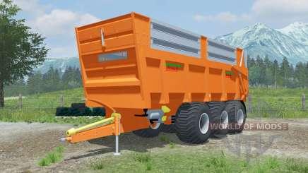 Vaia NL 27 princeton orange для Farming Simulator 2013