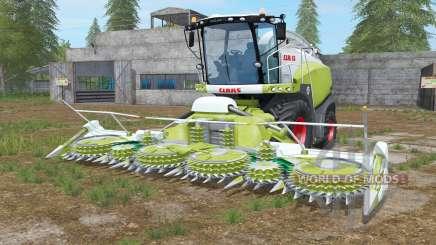 Claas Jaguar 800 & Orbis 750 для Farming Simulator 2017