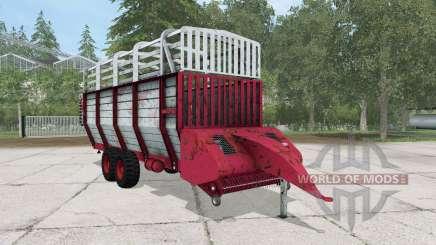Fortschritt HTS 71.04 capacity choice для Farming Simulator 2015