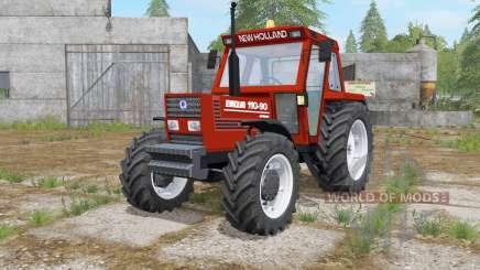 New Holland 110-90 для Farming Simulator 2017