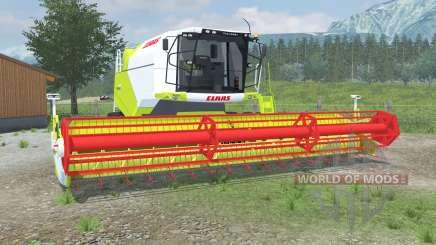 Claas Tucano 480 для Farming Simulator 2013