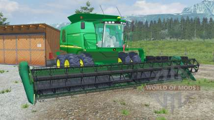 John Deere 9750 STS для Farming Simulator 2013
