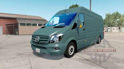 Mercedes-Benz Sprinter 315 CDI LWB (Br.906) 2015 для American Truck Simulator
