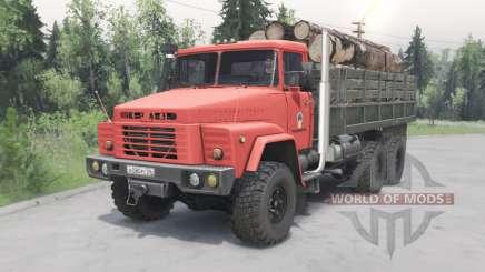КрАЗ-260 Нафтовик для Spin Tires